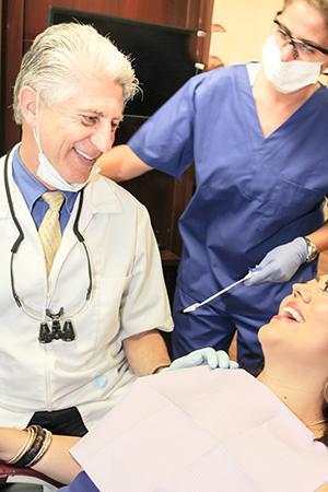 Dr Vinograd's San Diego Dental Practice